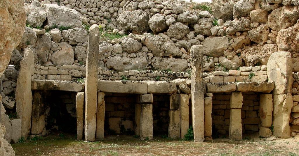 Temples de Ġgantija - Gozo