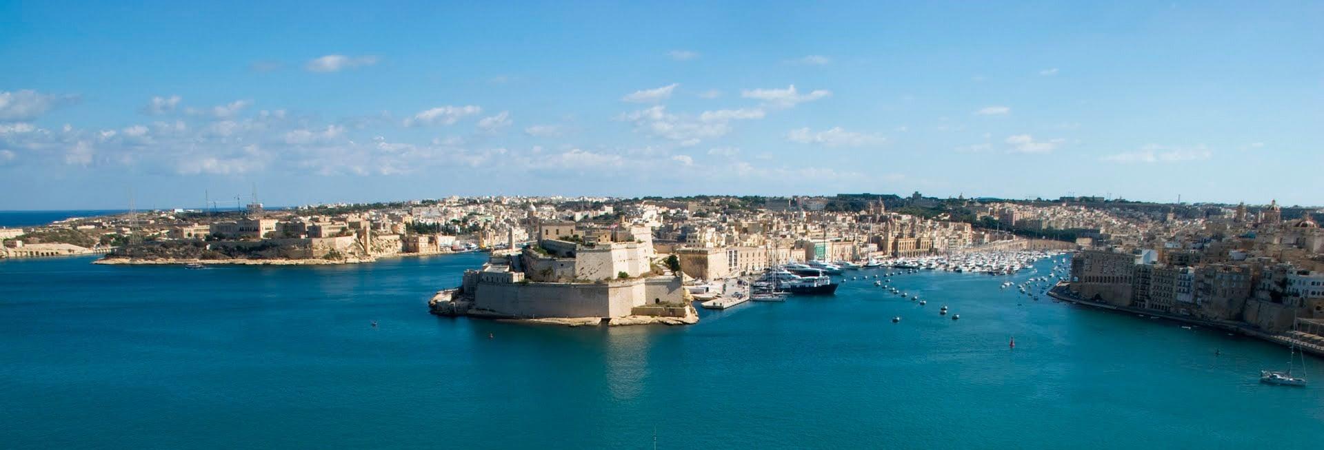 Les trois citées - Malte