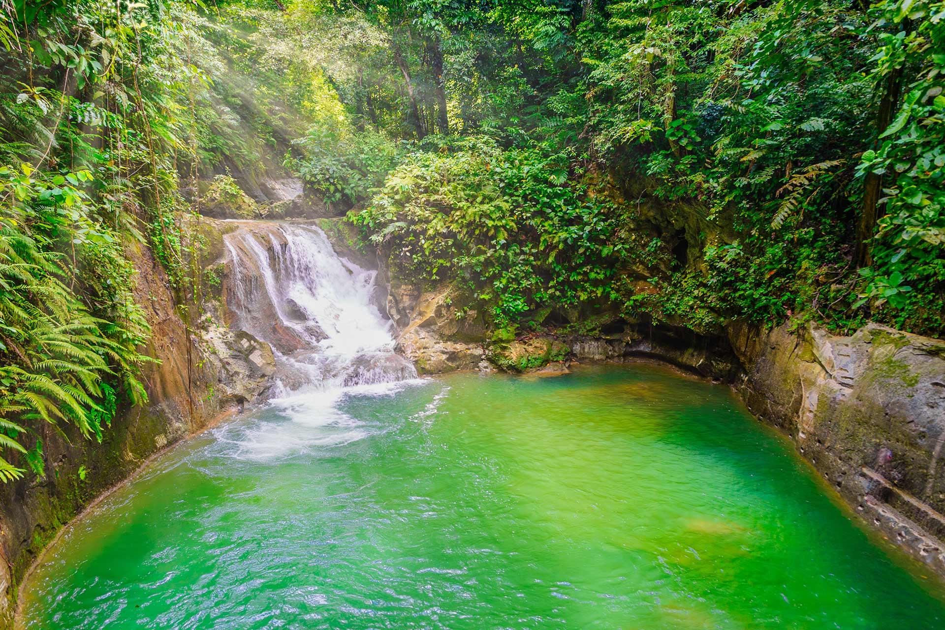 Chutes de Mag-Aso - Bohol, Philippines